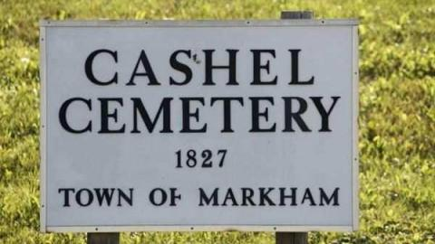 Cashel Cemetery cover photo