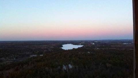Tube Lake Fire Tower cover photo