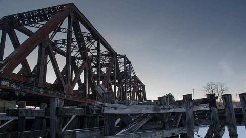 Swing Train Bridge cover photo