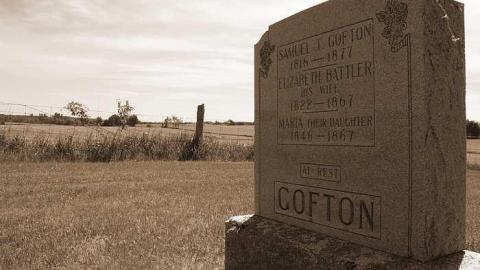 Washington Pioneer Cemetery cover photo