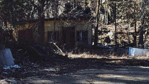Cooper's Falls Ghost Town cover photo