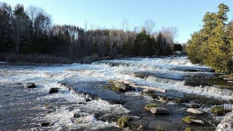 Sauble Falls (ghost town) cover photo