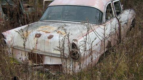 Decaying Vehicles cover photo