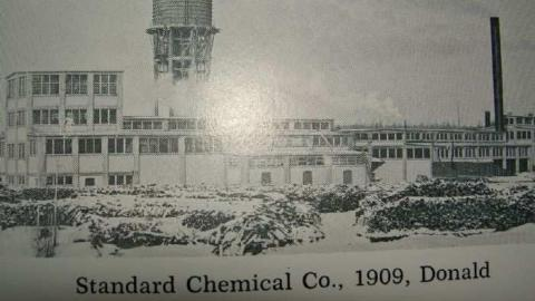 Donald (ghost chemical plant) cover photo