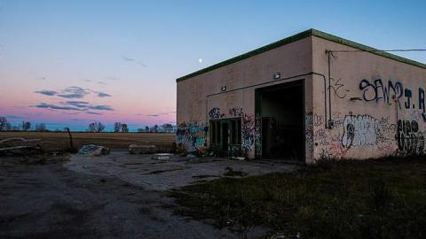 Garage Across from Camp 30 cover photo
