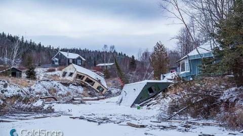 Michipicoten Disaster Aftermath cover photo