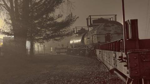 Abandoned Rolling Stock cover photo