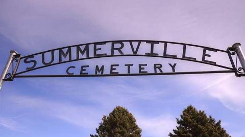Summerville Pioneer Cemetery cover photo