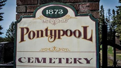 Pontypool Cemetery  cover photo