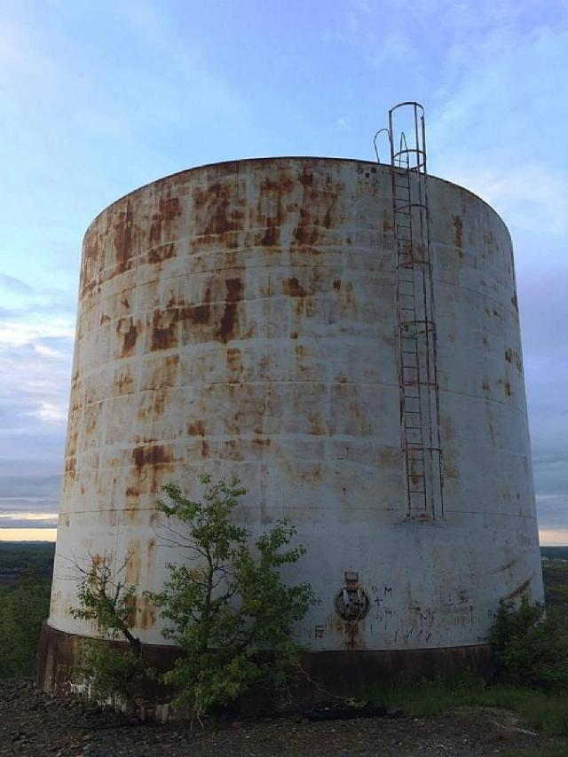 Abandoned compressed gas tower - Stobie-Compressed-Gas-Tank.6.jpeg