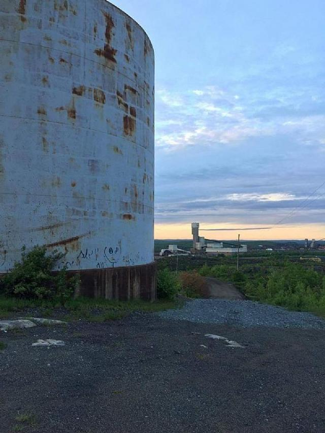 Abandoned compressed gas tower - Stobie-Compressed-Gas-Tank.2.jpeg