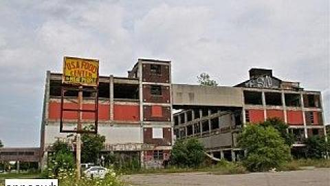 Detroit Packard Plant cover photo