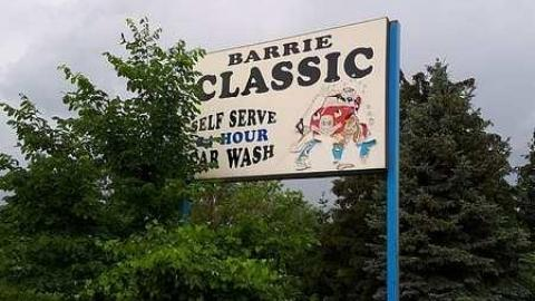 Barrie Classic Carwash cover photo