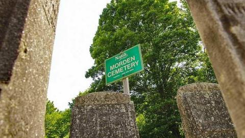 Morden Pioneer Cemetery cover photo