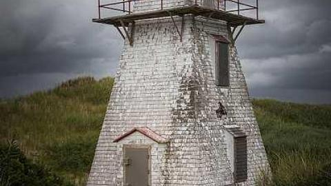 St. Peter's Harbour Lighthouse cover photo