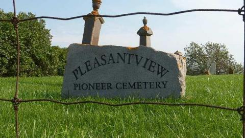 Rest In Pleasant cover photo