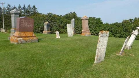 PleasantView Pioneer Cemetery cover photo