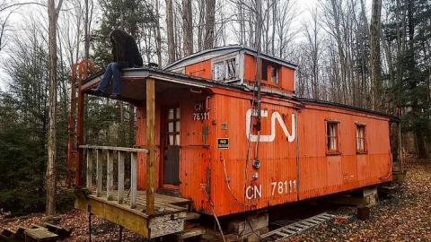 Lonely Caboose cover photo