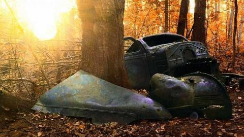 Hockley Valley's Abandoned Car cover photo