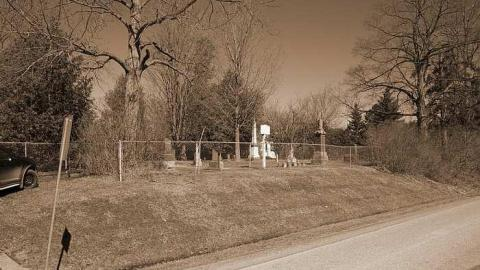 Egbert Pioneer Cemetery cover photo