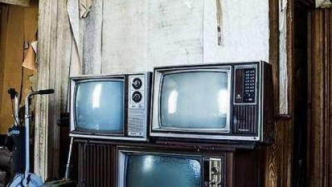 Tv's and records  cover photo