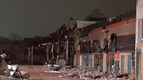 Exterior During Demo cover photo