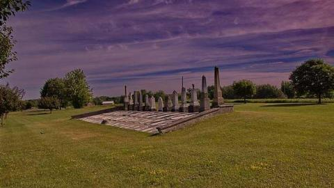 Wroxeter Presbyterian Cairn cover photo