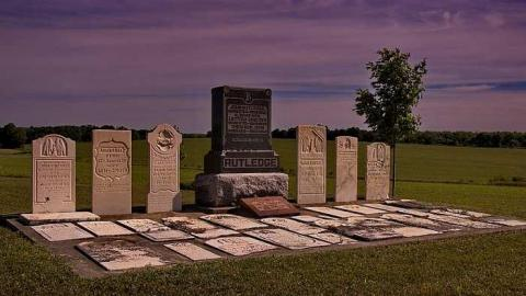 Old Hunter Cemetery cover photo