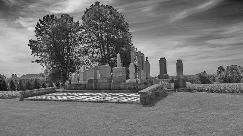 Fordwith Pioneer Cemetery cover photo