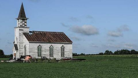 Church in the Tall Grass cover photo