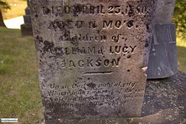Such An Hour As Ye Think Not - Jacksons-Family-PioneerCemetery10.jpg