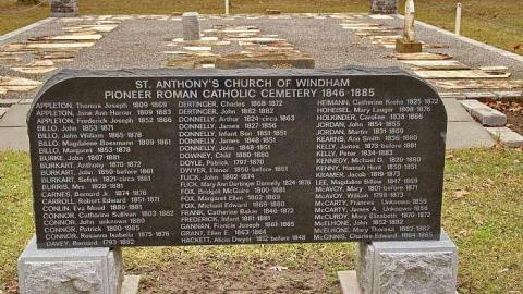St. Anthony's  R.C. Cemetery cover photo