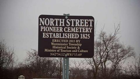 North St United Church Cemetery cover photo