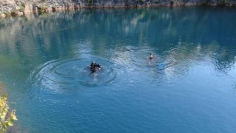 Diving the Mine cover photo