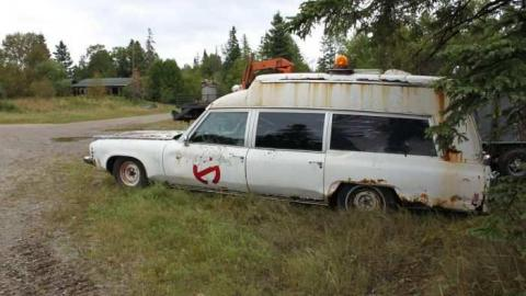 Ghost Busters cover photo