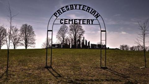 Presbyterian Cemetery cover photo