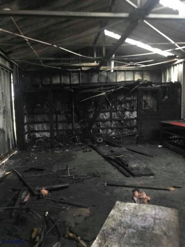 After the fire - Railroad-Storage-Shed9.jpg