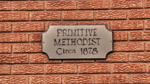 Primitive Methodist Cemetery cover photo