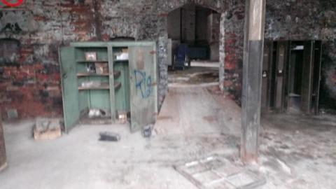 Abandoned Factory cover photo