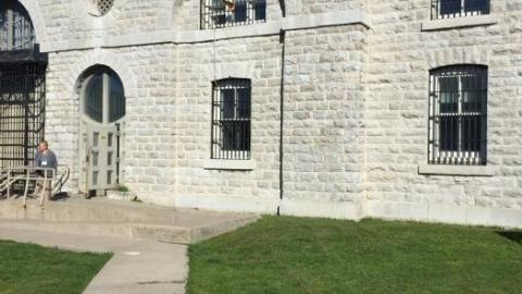 2016 visit jail/ jail museum cover photo