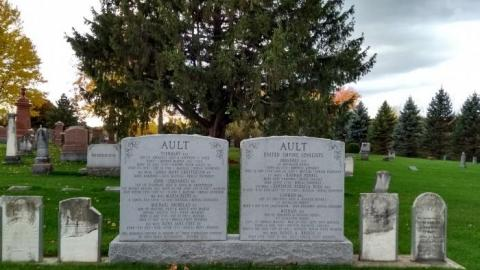 Iroquois Point Cemetery cover photo