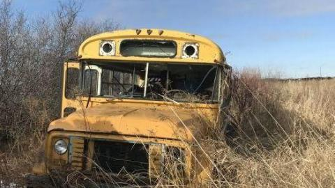 bus down fry truck cover photo