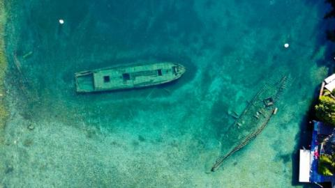 The Sweepstakes Shipwreck cover photo