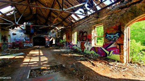 pretty graffiti cover photo
