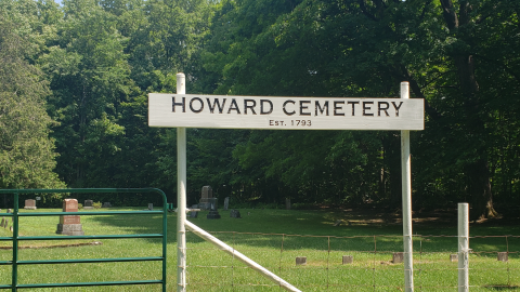 Howard Cemetery cover photo