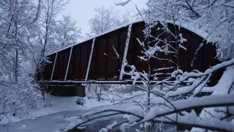 Abandoned CP bridge cover photo