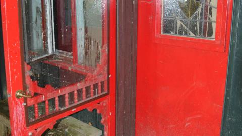 Red Door Disaster cover photo