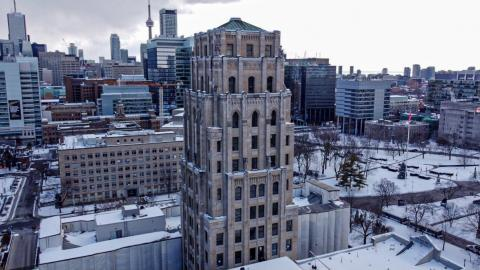 The Whitney Block Tower cover photo