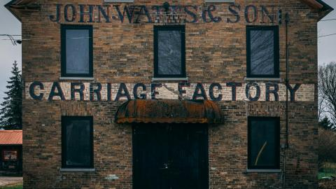 John Watts & Sons Carriage Factory cover photo