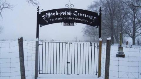 Winter Gostick Cemetery cover photo